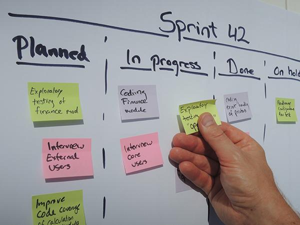 agile project development